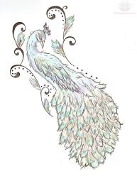 peacock tattoo images u0026 designs