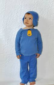 Halloween Costume Toddlers Pocoyo Inspired Costume Boys Babies Kid Toddlers Infants Childs