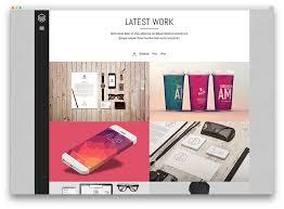 Art Portfolio Design 15 Stunning U0026 Minimal Art Wordpress Themes 2017 Colorlib