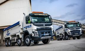 new volvo lorry a u0026f haulage renews and grows fleet with 20 new volvo trucks