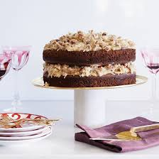 all american desserts coconut pecan frosting german chocolate