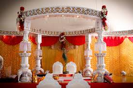 Home Temple Decoration by Atham Wedding Planner Near Kottapuram Siva Temple Kottappuram