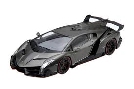 lamborghini veneno 2017 amazon com 1 24 real sports car series no 01lamborghini veneno