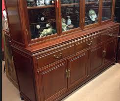 rosewood china cabinet for sale large vintage rosewood china cabinet sold golden age vintage