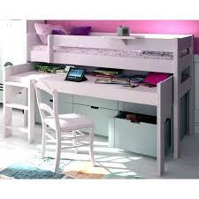 lit combin avec bureau lit combin avec bureau trs pratique avec table de nuit et bureau