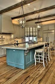 Kitchen Distressed Turquoise Kitchen Cabinets Home Design Ideas Best 25 Rustic Kitchen Design Ideas On Pinterest Rustic Kitchen