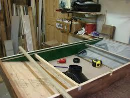 Draft Table Shop Made 2 X4 Draft Table By Docsavage45 Lumberjocks