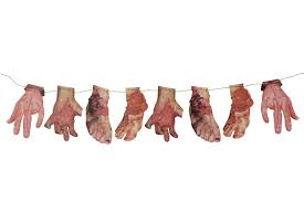 halloween gory props body parts halloween horror props