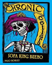 chronic cellars sofa king bueno chronic cellars sofa king bueno vns liquor depot edmonton