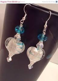 swarovski black friday sale ruby red earrings red heart crystal pierced earrings jewelry