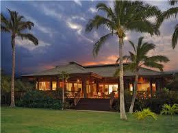 Hawaiian House Puako Vacation Rental Hawaiian Beach Front Villa With Guest House
