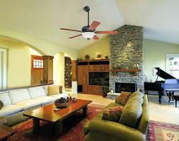 ceiling fans for sloped ceilings vaulted ceiling with exposed painted white beams stand over light