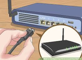 how to setup and configure your wireless router with ip 3 ways to configure your pc to a local area network wikihow