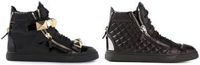 giuseppe zanotti sneaker für herren high fashion designer schuhe - Italienische Designer Schuhe