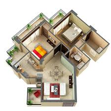 3d Floor Plans Free by 3d Floor Plan Model Free Download Creating Plans In Revit