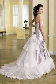 wedding dress quest a wedding addict light purple innocence bridal gown