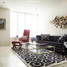 jonathan adler lampert sofa jonathan adler giant brass horn design ideas