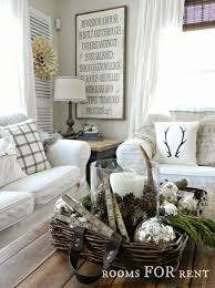 themed living room ideas 50 winter decorating ideas home stories a to z