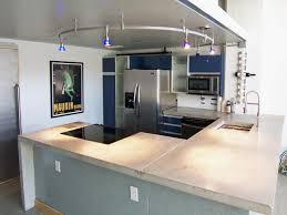 kitchen countertops options ideas concrete kitchen countertop options hgtv