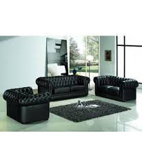 canapé cuir chesterfield salon cuir chesterfield 3 2 1 places