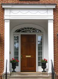 colonial style front doors colonial home front entry doors nice one doors and windows