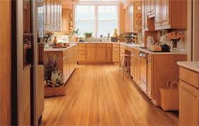 Hardwood Floor Kitchen Some Rustic Modern Day Kitchen Floor Tips Interior Wood Laminate