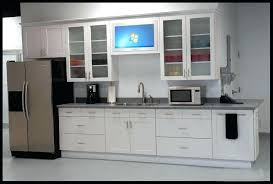 Glass Kitchen Doors Cabinets Frameless Glass Doors For Cabinet Image Of Glass Kitchen Doors