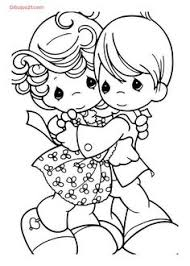 coloring pages precious moments 1 4 cartoons u003e precious moments