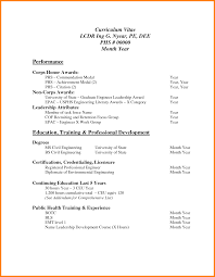 Job Resume Outline 6 job resume samples pdf ledger paper