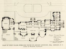 lynnewood hall 1st floor plan is a 110 room neoclassical revival