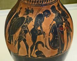 Clay Vase Painting Apotheon Karwansaray Publishers Blog
