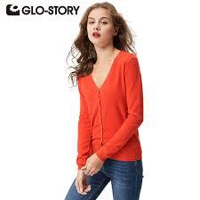glo story sweater cardigans 2017 autumn winter plus size