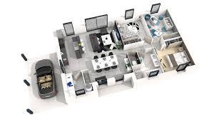 faire une chambre en 3d plan de maison 3d gratuit excellent plan de maison