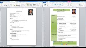 how to create cv download templates formats como hacer un