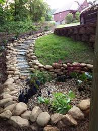 Drainage Ideas For Backyard 51 Best Dry Creek Bed Ideas U0026 Landscaping Images On Pinterest A