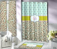 gold shower curtain mint green shower curtain fabric shower ideas