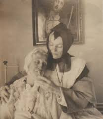 Jesus Has A Rocking Chair These 50 Creepy Vintage Photographs From The Early 20th Century