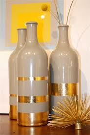 Wine Bottle Home Decor Best 25 Decorated Bottles Ideas On Pinterest Decorated Wine