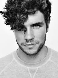 hairstyles for curly haired square jawed men 5 best curly hair styles for men mens hair curly and hair cuts
