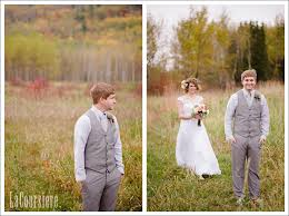 mn wedding photographers fall wedding affair duluth mn wedding photographer