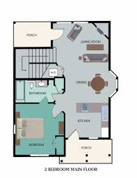 resort floor plan floor plan for 2 bedroom main floor picture of stormy point