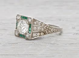 antique engagement rings uk vintage engagement ring settings erstwhile jewelry