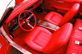 1968 Firebird Interior Ragtop Rumble 1969 Mercury Cougar 428cj 1968 Ponti Hemmings