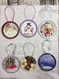 tin can lid ornaments hometalk