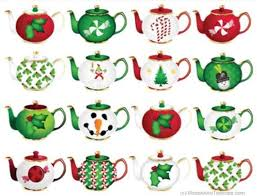carol wilson christmas cards 10 christmas tea cups and teapots greeting cards roses and