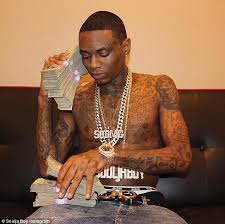 soulja boy gets laser treatment on his face to remove gucci tattoo