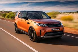 2017 land rover discovery first edition quick spin review