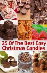 christmas candy gifts 25 of the best easy christmas candy recipes and tips living on a