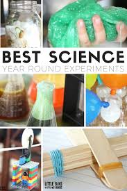 best science experiments and activities and stem projects for kids