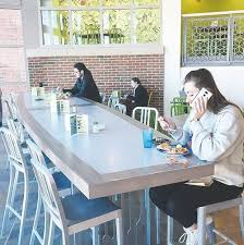 New Hampshire travel desk images Unh says 17 570 table in dining hall was a mistake new hampshire jpg